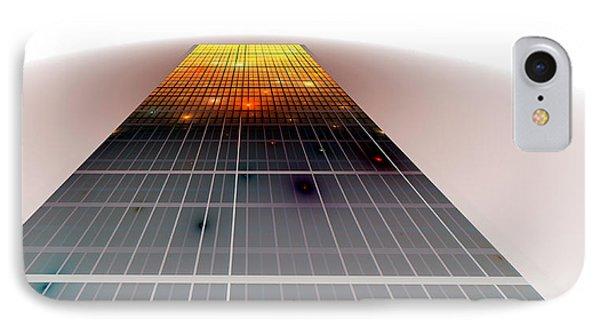 Monolith IPhone Case by Richard Ortolano