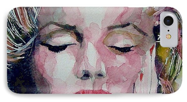 Monroe No 6 Phone Case by Paul Lovering