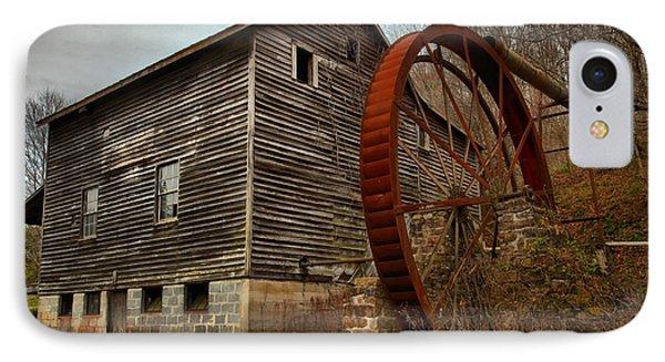 Monroe West Virginia Grist Mill IPhone Case