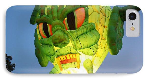 Monster Balloon IPhone Case by Richard Engelbrecht
