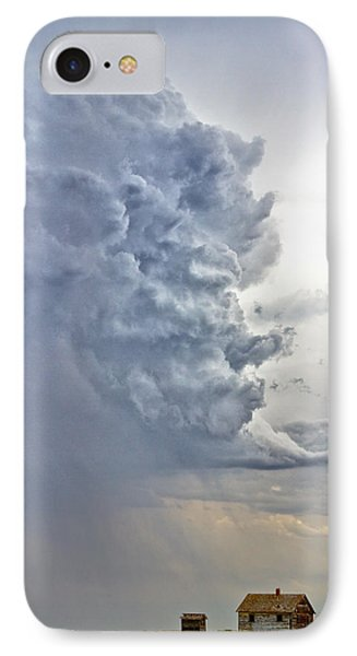 Monster Cloud Country IPhone Case