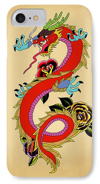 Monster Dragon  IPhone Case