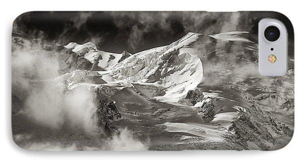 Mont Blanc Group Phone Case by Juergen Klust
