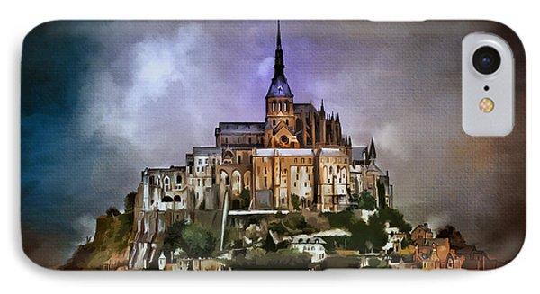 Mont Saint Michel   IPhone Case