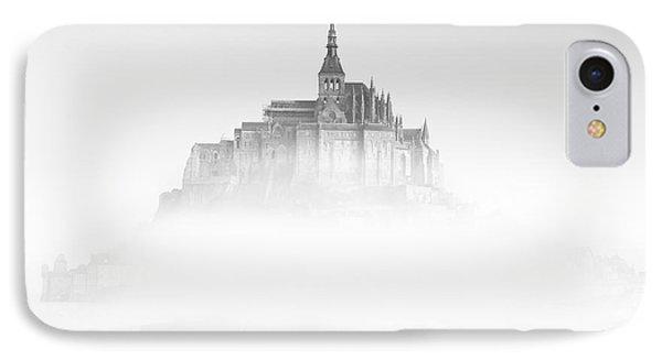 Mont Saint-michel IPhone Case