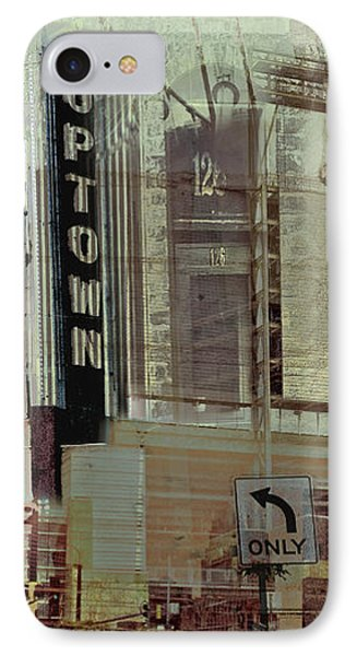 Montage Of Minneapolis IPhone Case by Susan Stone