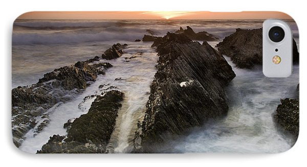 Montana De Oro Sunset 1 IPhone Case