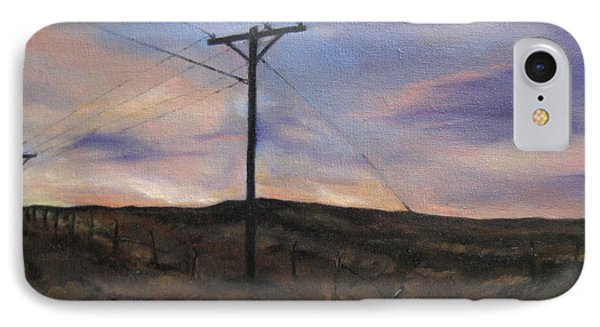 Montana Sky IPhone Case by Lindsay Frost