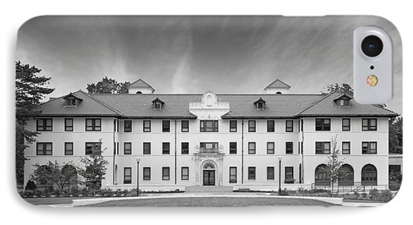 Montclair State University Edward Russ Hall Phone Case by University Icons