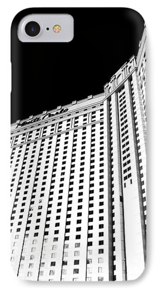Monte Carlo Angles Phone Case by John Rizzuto