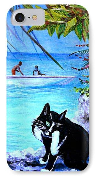 Montego Bay. Part One Phone Case by Anna  Duyunova