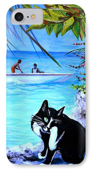 Montego Bay. Part One IPhone Case
