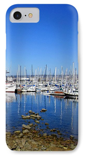 IPhone Case featuring the photograph Monterey-7 by Dean Ferreira