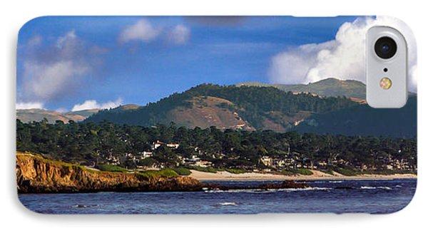 Monterey Bay California Phone Case by Lynn Bolt