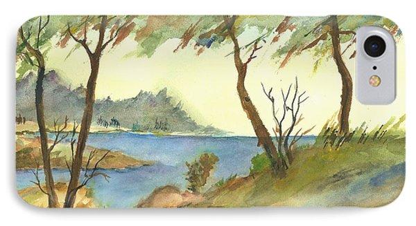 Monterey Cypress-carmel IPhone Case by David Patrick
