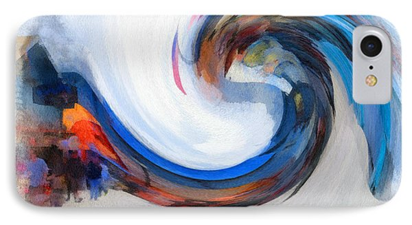 Monterey Wave IPhone Case by Barbara R MacPhail