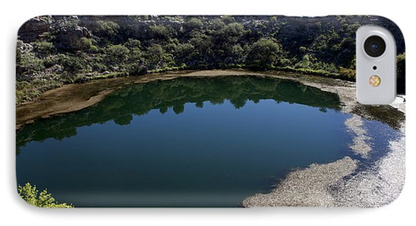 Montezuma Well IPhone Case by Ivete Basso Photography