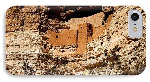 Montezuma's Castle IPhone Case by Karen Molenaar Terrell