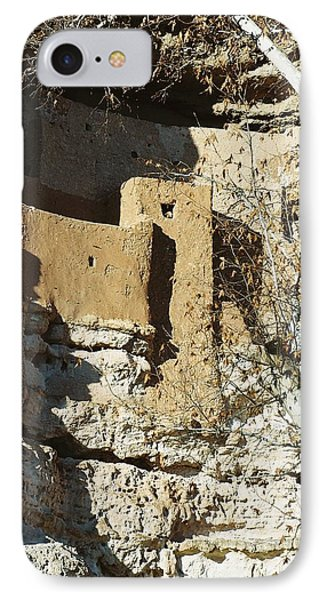 IPhone Case featuring the photograph Montezuma's Castle by Kerri Mortenson