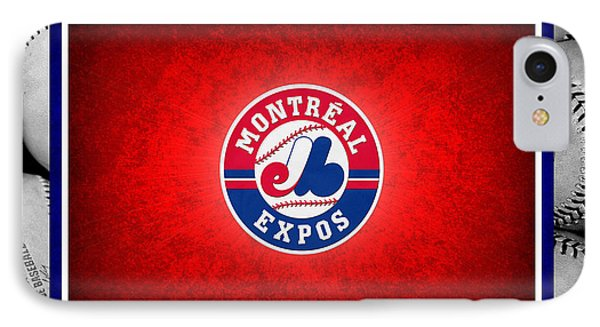Montreal Expos IPhone Case