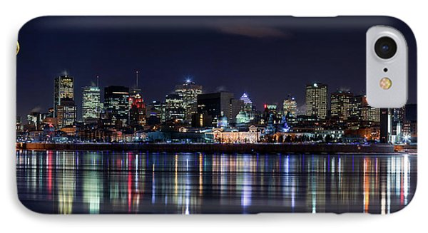 Montreal Night IPhone Case