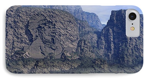 Monument Canyon IPhone Case by John Pangia