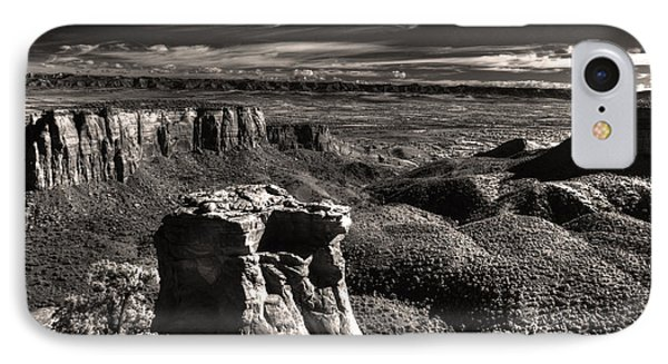 Monument Canyon Monolith IPhone Case by William Fields
