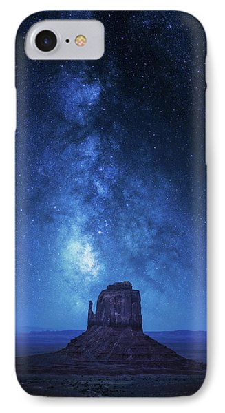 Monument Milkyway IPhone Case