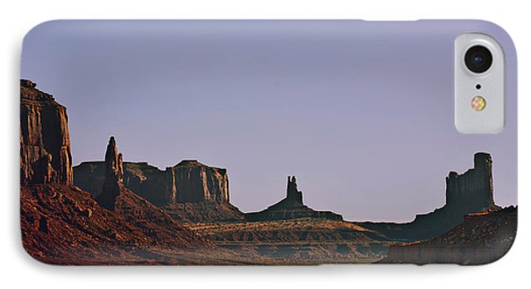 Monument Valley - An Iconic Landmark Phone Case by Christine Till