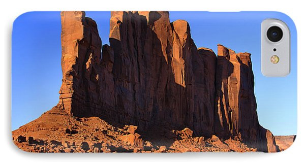 Monument Valley - Camel Butte IPhone Case by Mike McGlothlen