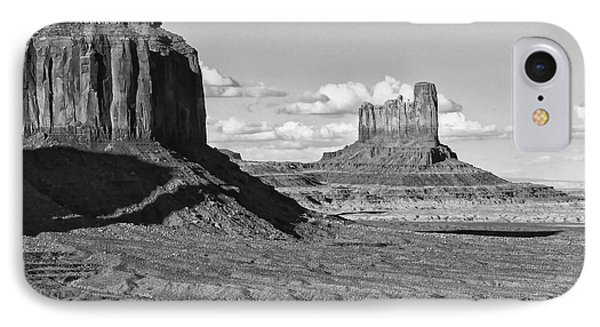 Monument Valley  IPhone Case by Harold Rau