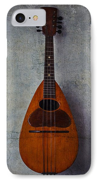 Moody Mandolin IPhone Case by Garry Gay