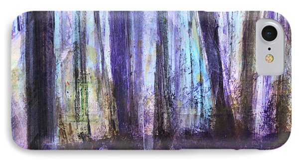 Moody Woods IPhone Case by Robin Maria Pedrero
