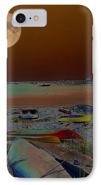 Moon Dreams Phone Case by Robert McCubbin