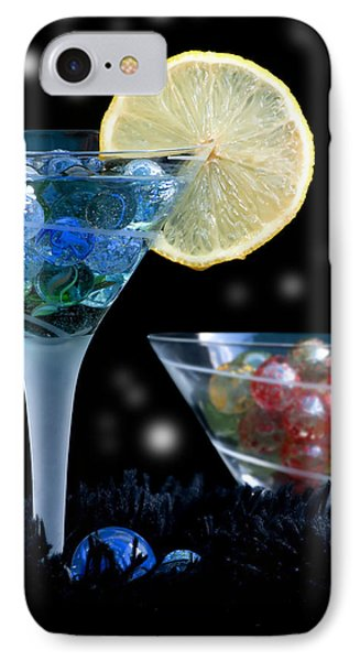 Moon Light Cocktail Lemon Flavour With Stars 1 IPhone Case