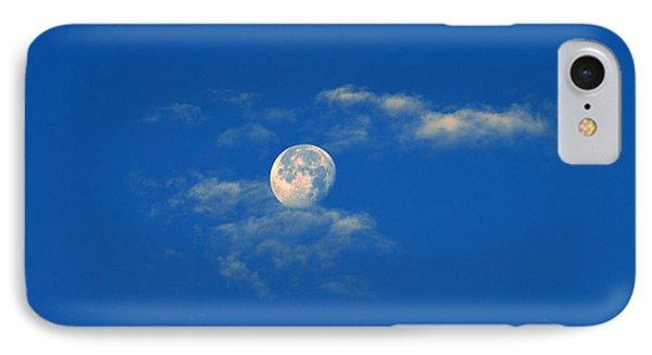 Moon Over Washington Dc IPhone Case