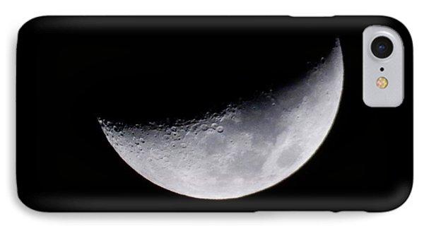 Moon IPhone Case by Pamela Walton