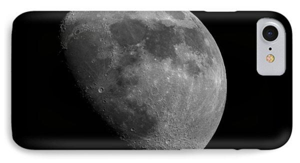 IPhone Case featuring the photograph Moon Phase by Dennis Bucklin