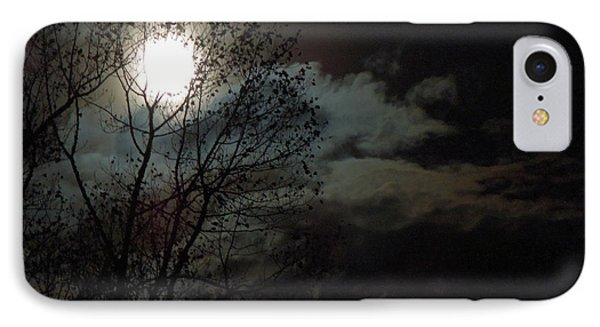 Moon Rise IPhone Case by Pete Trenholm