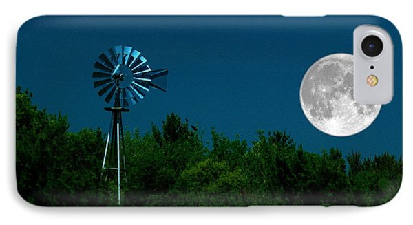 Moon Risen IPhone Case