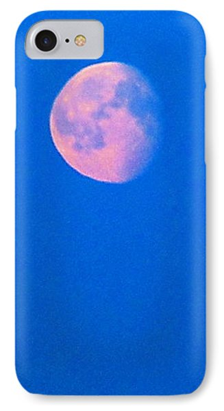 IPhone Case featuring the photograph Moon by Yury Bashkin