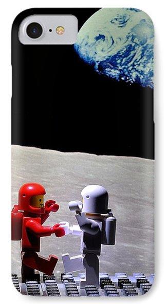 Moondance IPhone Case by Mark Fuller