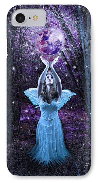 Moondance Phone Case by Tammy Collins