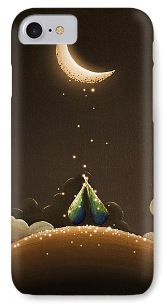 Moondust IPhone Case by Cindy Thornton