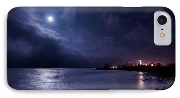 Moonlight Bay IPhone Case
