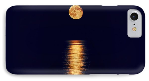 Moonlight IPhone Case by Charline Xia