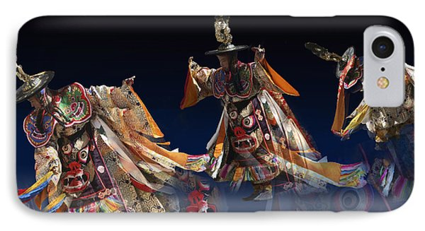 IPhone Case featuring the digital art Moonlight Dance by Angelika Drake