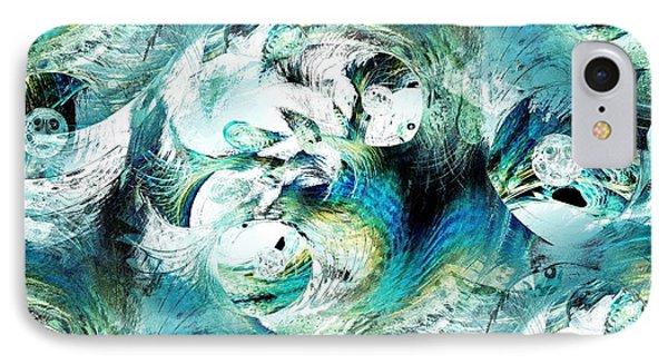 Moonlight Fish IPhone Case by Anastasiya Malakhova