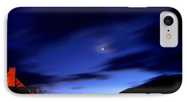 Moonlight IPhone Case by Guy Hoffman