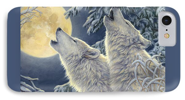 Moonlight IPhone 7 Case by Lucie Bilodeau